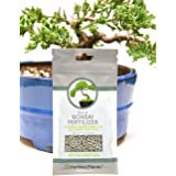 Bonsai Fertilizer Pellets by Perfect Plants - 5 Year Supply - All Natural Slow Release - Extended Enrichment for All Live Bon