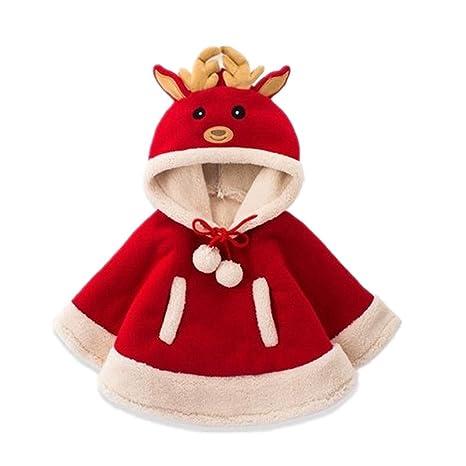 Yiwuhu Costume de Noel Niños bebé Traje de Navidad con ...