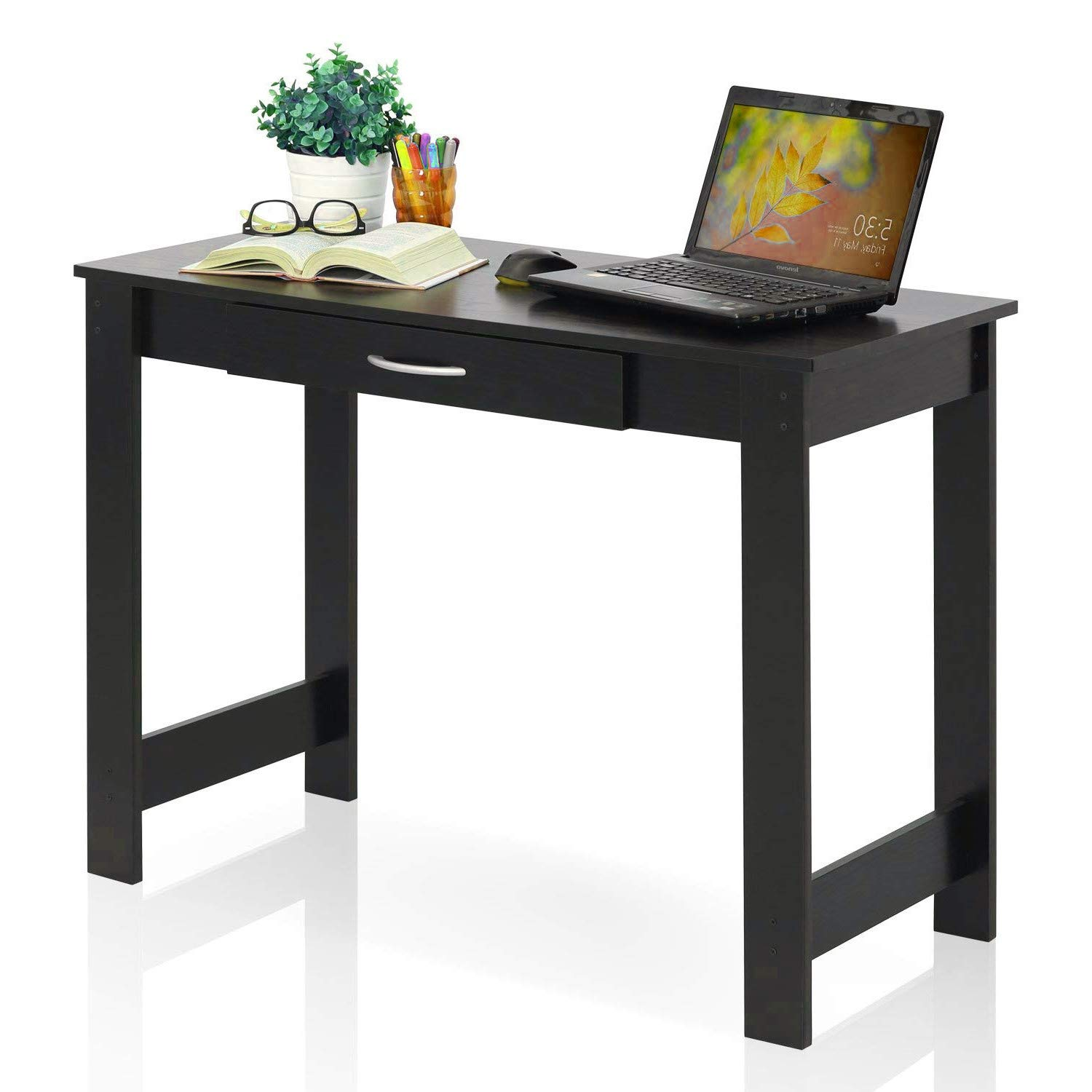 Amazoncom Homework Desk Cute Simple Small Compact Computer Laptop
