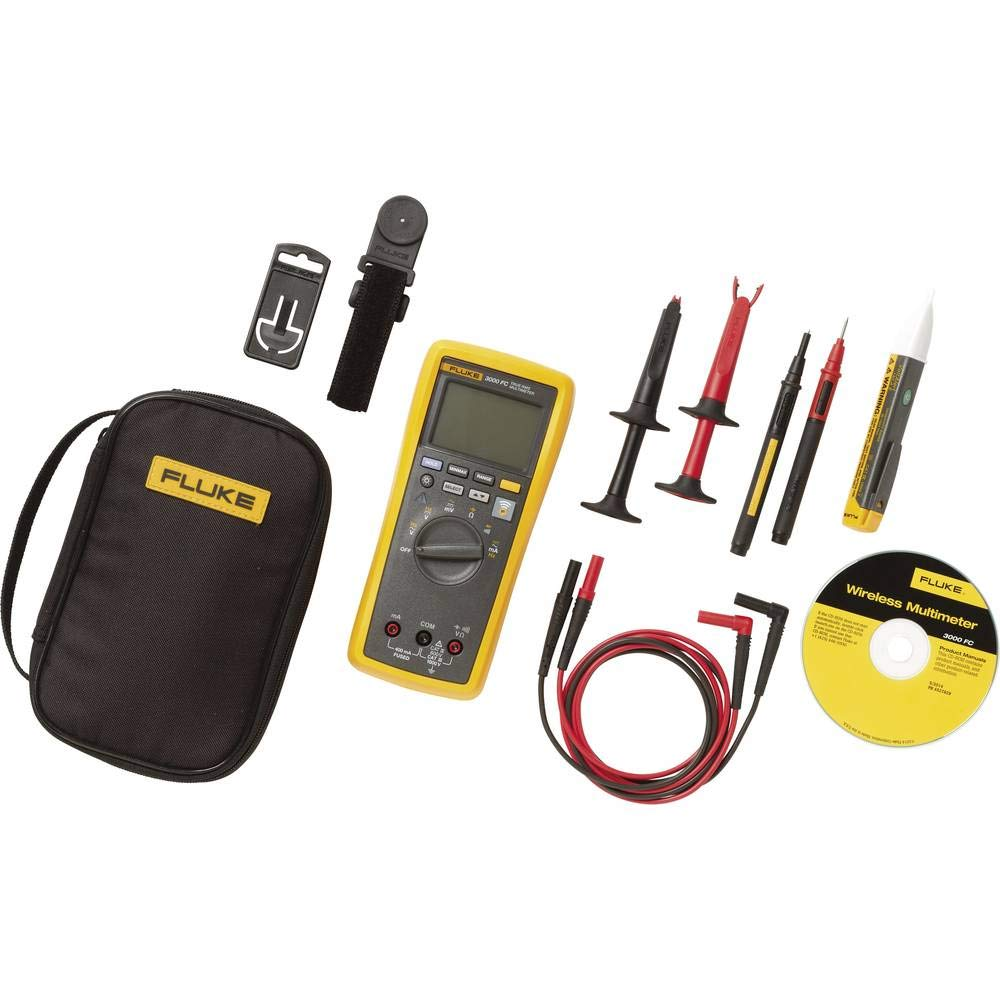 Fluke Industrie Fluke 3000 FC/1ac-ii DMM Spannung Tester und ...