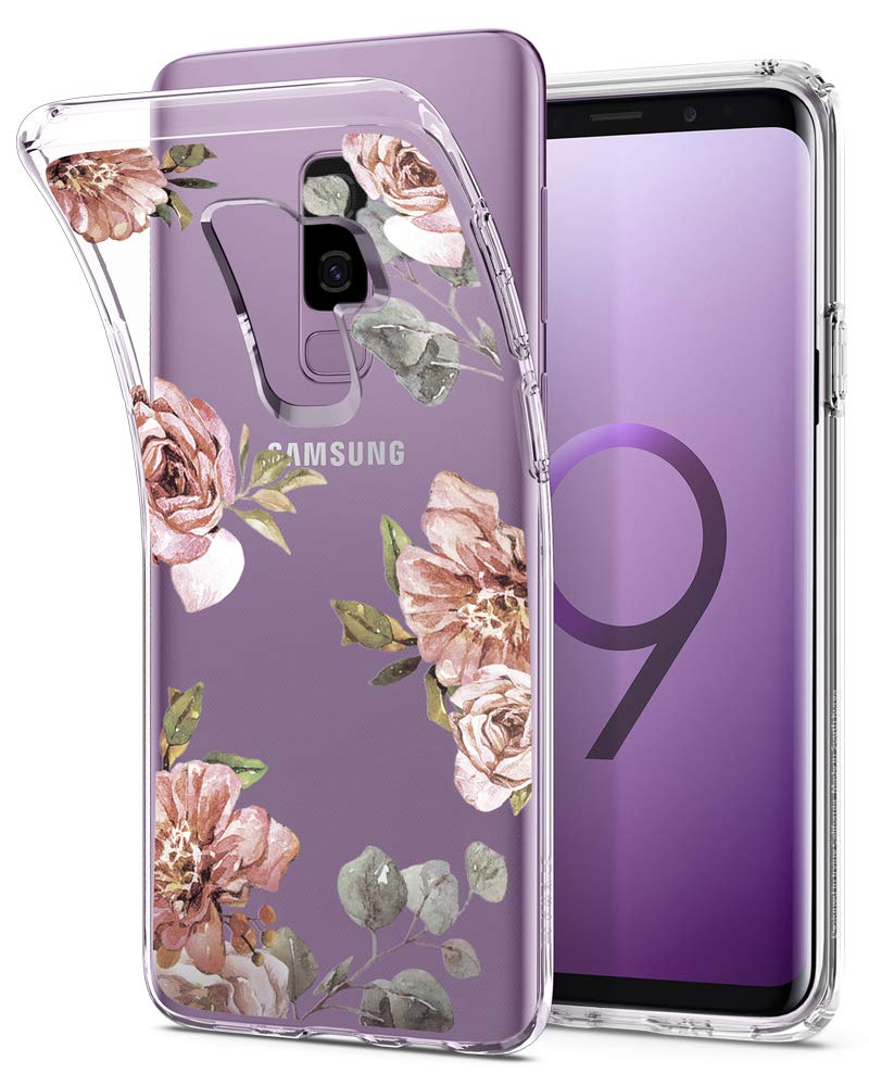 Spigen Liquid Crystal Galaxy S9 Plus Case With Light But In The Commonly Used Television Video A D Converter Durable Flexible Clear Tpu Protection For Samsung 2018 Blossom