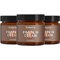 foodspring Crema Proteica, Cacao y Avellanas, Pack