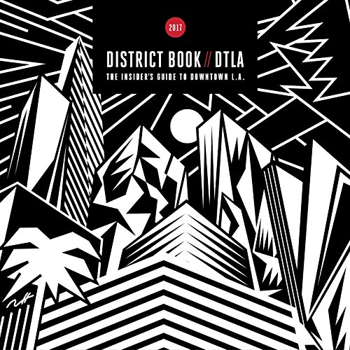 District Book//DTLA 2017 - Downtown Los Angeles Shopping