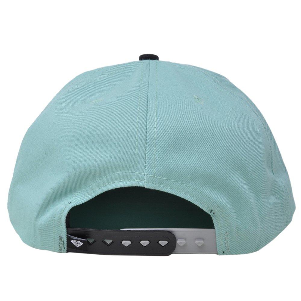 Diamond Supply Co Logo Snapback Hat