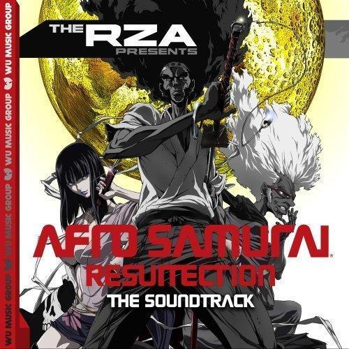 Afro Samurai Resurrection by The RZA Presents [2009] Audio CD