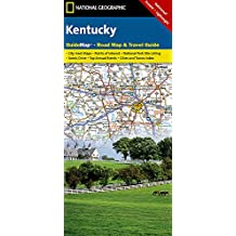 Kentucky Road Map & Travel Guide