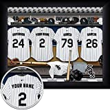 Chicago White Sox Personalized Framed Print