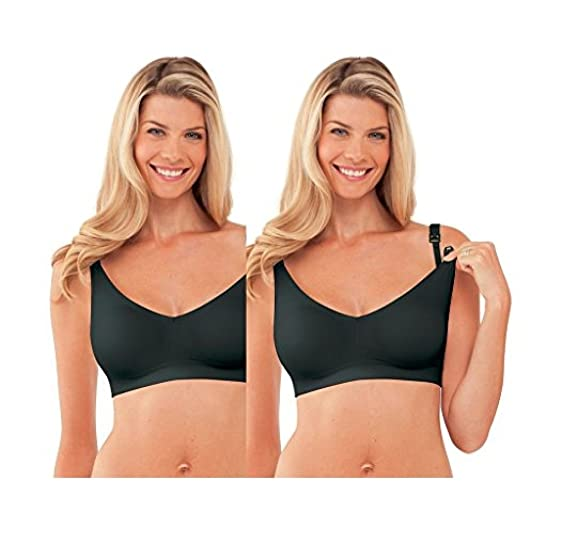 35f93f7918f Bravado Body Silk Seamless Nursing Bra - 2 Pack at Amazon Women s ...