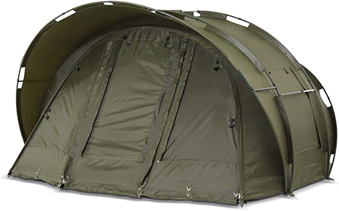 Worlds largest pêche bivvy4-man Taillefree 2nd Skin