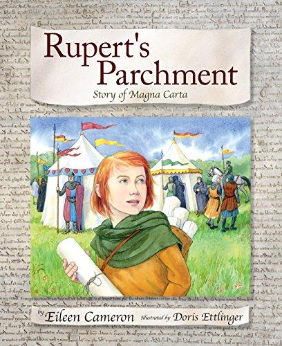 Rupert's Parchment: Story of Magna Carta pdf epub