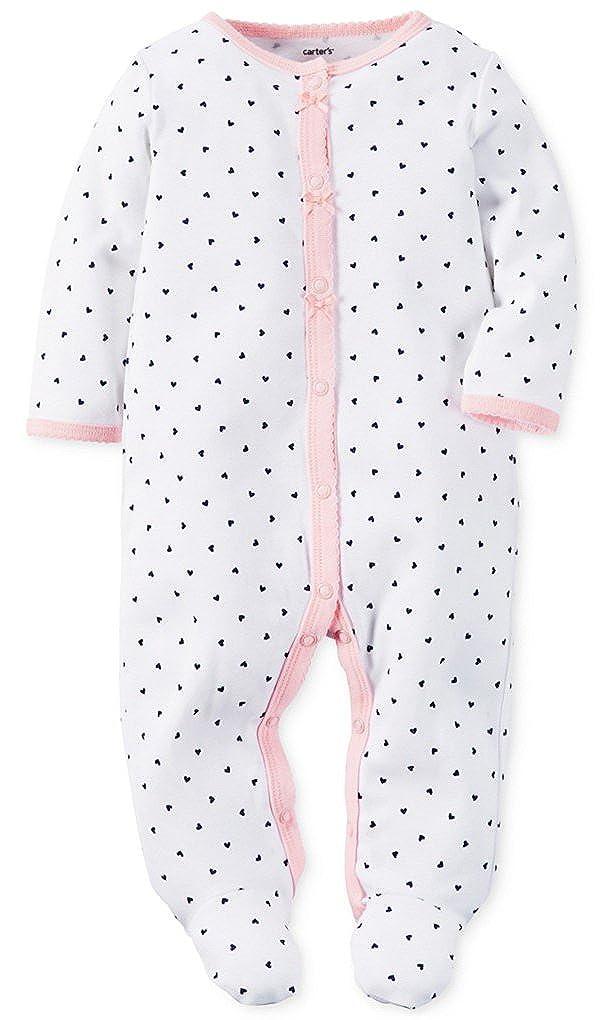 【送料込】 Carter's SLEEPWEAR ベビーガールズ ベビーガールズ カラー: カラー: SLEEPWEAR ホワイト B01CJBT43G, エムカエチョウ:e9105abc --- a0267596.xsph.ru
