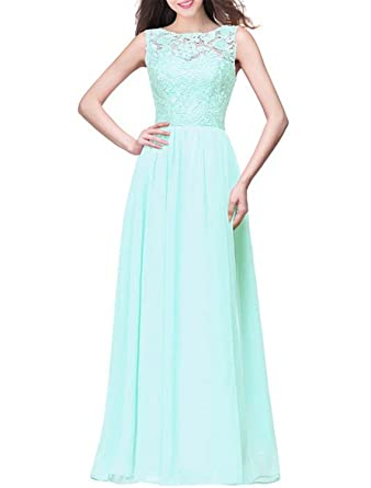 a45f2b66a9 Aancy Coral Lace Appliques Long Evening Dress 2018 A Line Gown Vestido De  Festa Longo at Amazon Women's Clothing store: