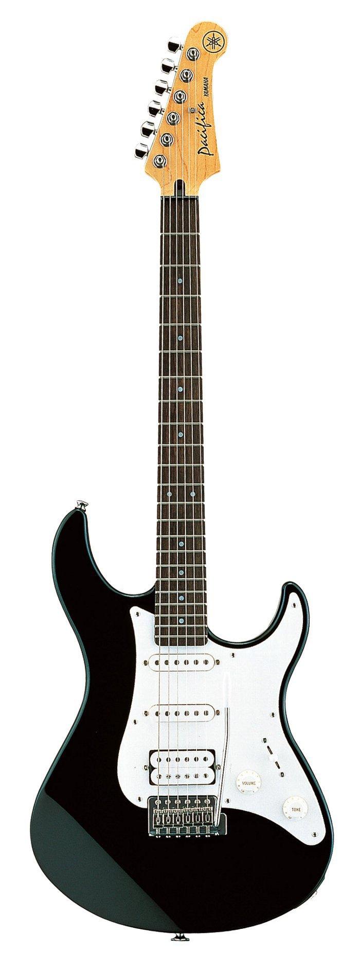 Yamaha Pacifica Series PAC112J Electric Guitar; Black by YAMAHA