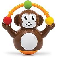 Giggles Push and Crawl Monkey