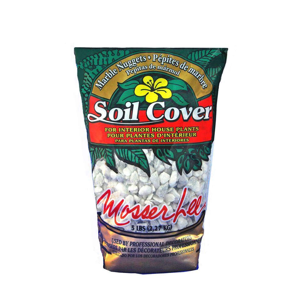 Mosser Lee ML1130 Marble Nuggets Soil Cover, 5 lb.