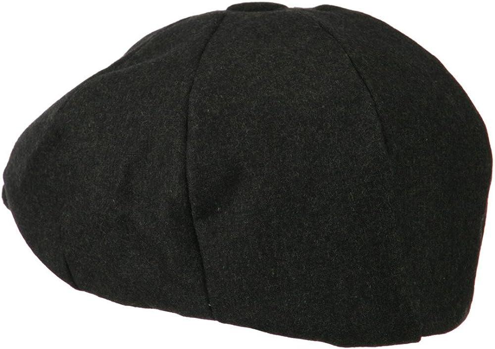 e4Hats.com Big Wool Blend Newsboy Cap