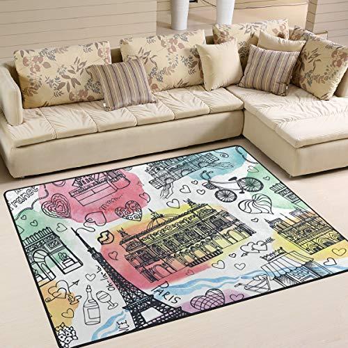 XiangHeFu Soft Doormats 7