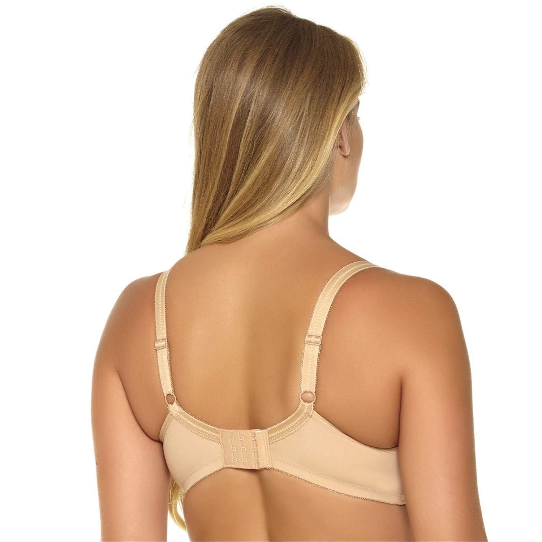 Amazon.com: Giles Abbot Basic Bralette Plus Size Bra Soutien Gorge Push up Bras for Women D-G 36-46: Clothing