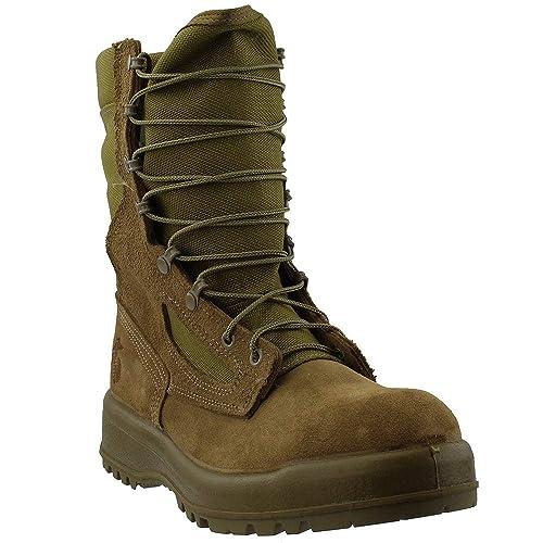 00a0c1e307a Belleville Mens Waterproof Combat - USMC Work/Duty Boots