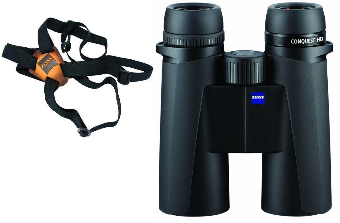 Zeiss 10 x 42 42 Conquest 10 HD Binocular with B078XLZK95 Zeissハーネスストラップ B078XLZK95, 丹波市:8e8b00e2 --- hasznalttraktor.e-tarhely.info