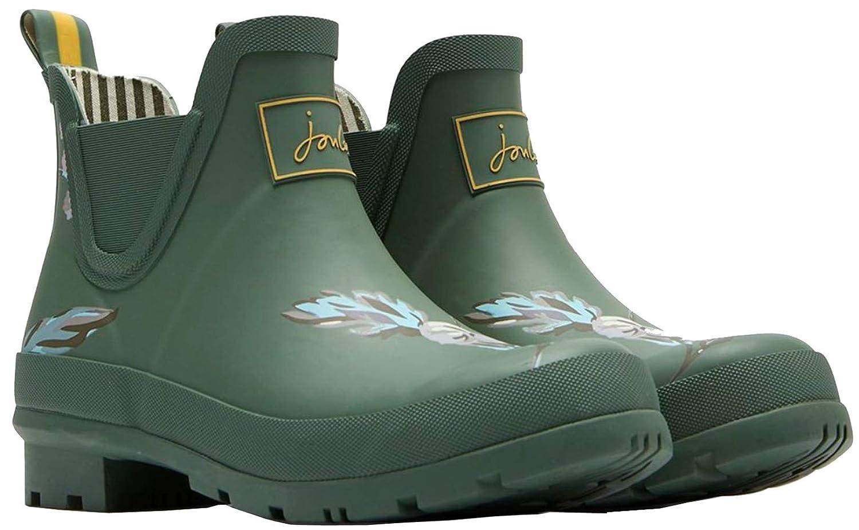 【絶品】 Joules Joules B07MWHY3X3 Women's Wellibob Ankle-High Rubber Rain Boot B07MWHY3X3 7 7 M US|グリーン フローラル グリーン フローラル 7 M US, なかよし屋 小豆島の美味見つけた:35f0545f --- svecha37.ru