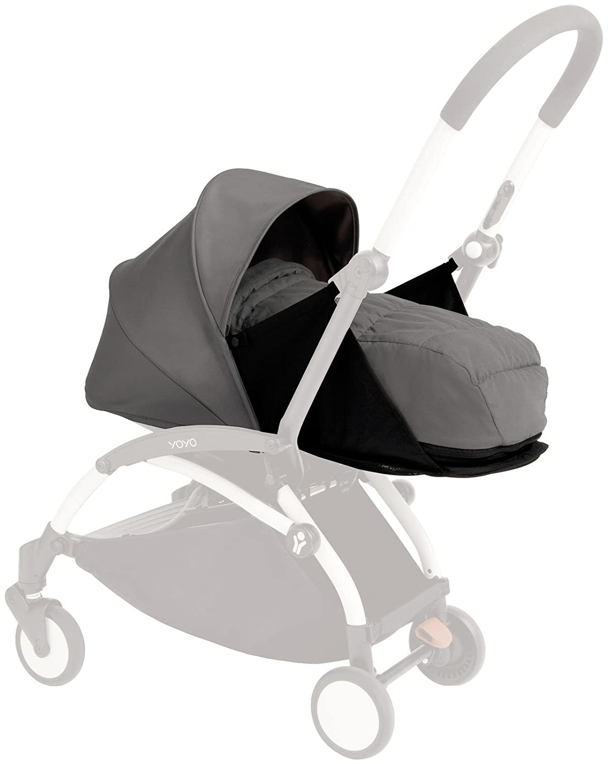 Grey by Baby Zen Babyzen YOYO Newborn Pack