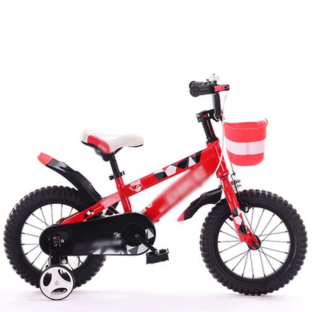 自転車 子供用自転車12/14/16/18インチ3-5-7歳の男の子と女の子子供用自転車三輪車 (サイズ さいず : 14inch) B07DPPZ7M7 14inch 14inch
