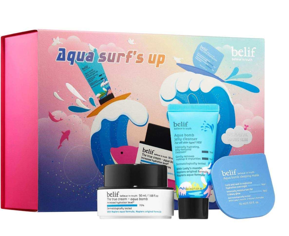 Aqua Bomb Jelly Cleanser by belif #22