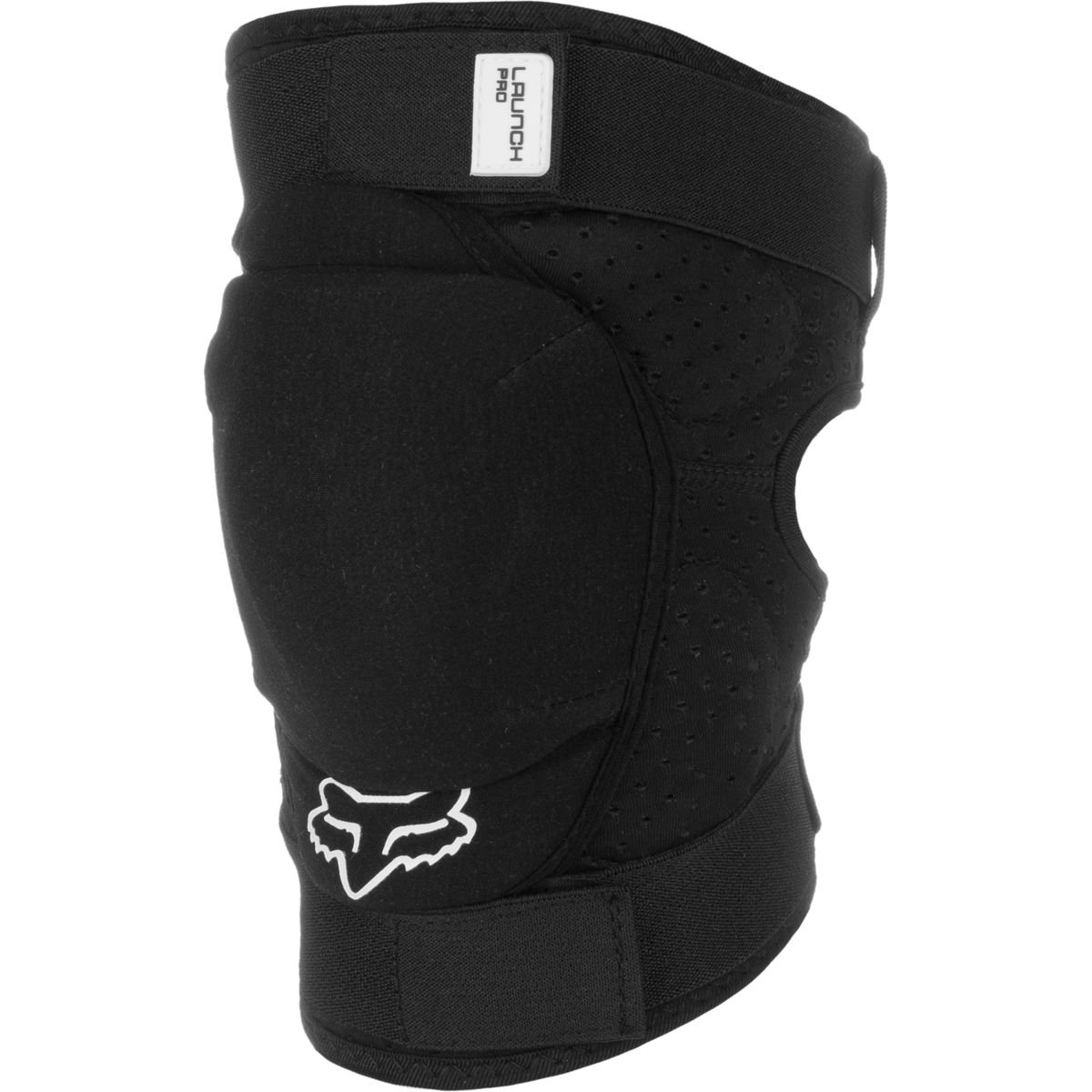 Fox Youth Launch Pro Cycling Knee Pad, Black, Large/X-Large