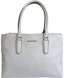 be3bfa5fd6cf David Jones Women's Bluebell Shopper Bag One Size Burgundy: Handbags ...