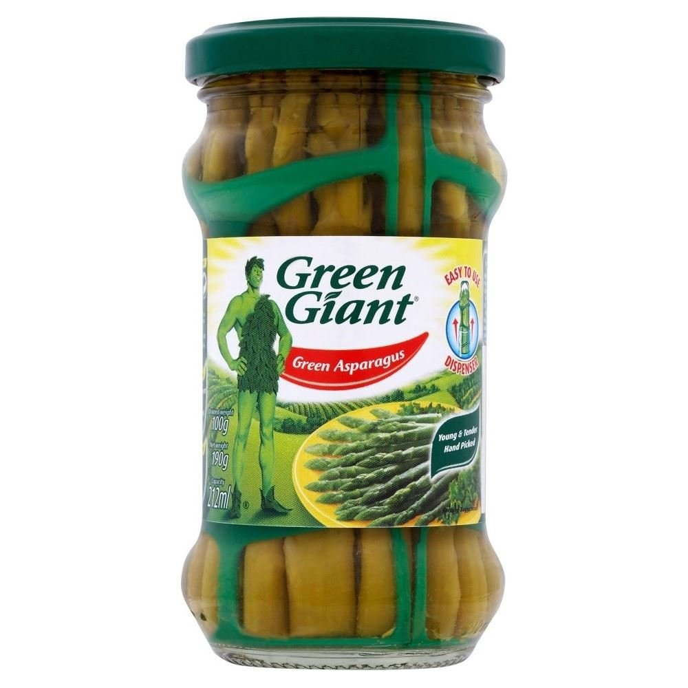 Green Giant Green Asparagus (190g) - Pack of 2
