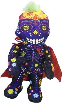Amazon.es: non-brand 33cm Eléctrico Payaso Fantasma Fantasma Muñeca para Halloween Adornos Decoración de Mesa - #2: Juguetes y juegos