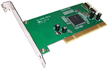 Amazon.com: HP - HP KU-204IN LP Intrnl USB 2.0 PCI Card ...