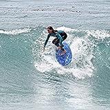"Wavestorm -Soft Top Foam 5'6"" Surfboard/Fish"