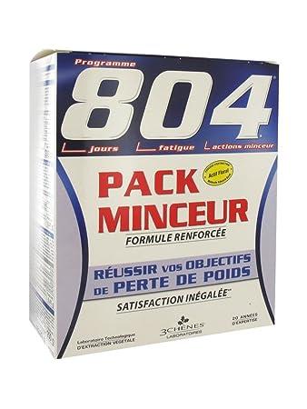 804 pack minceur 8 jours