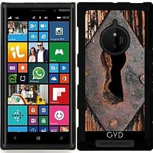 Funda para Nokia Lumia 830 - Ojo De Cerradura by WonderfulDreamPicture