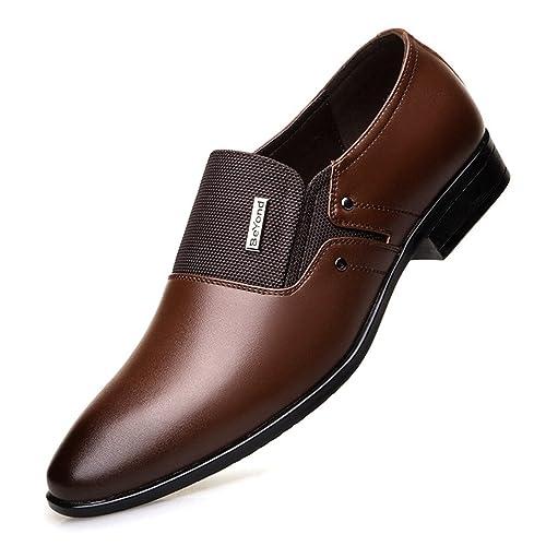 mieux aimé 81287 70bd1 Feidaeu Mocassin Hommes Chaussures Lacet Non Cuir Souple ...