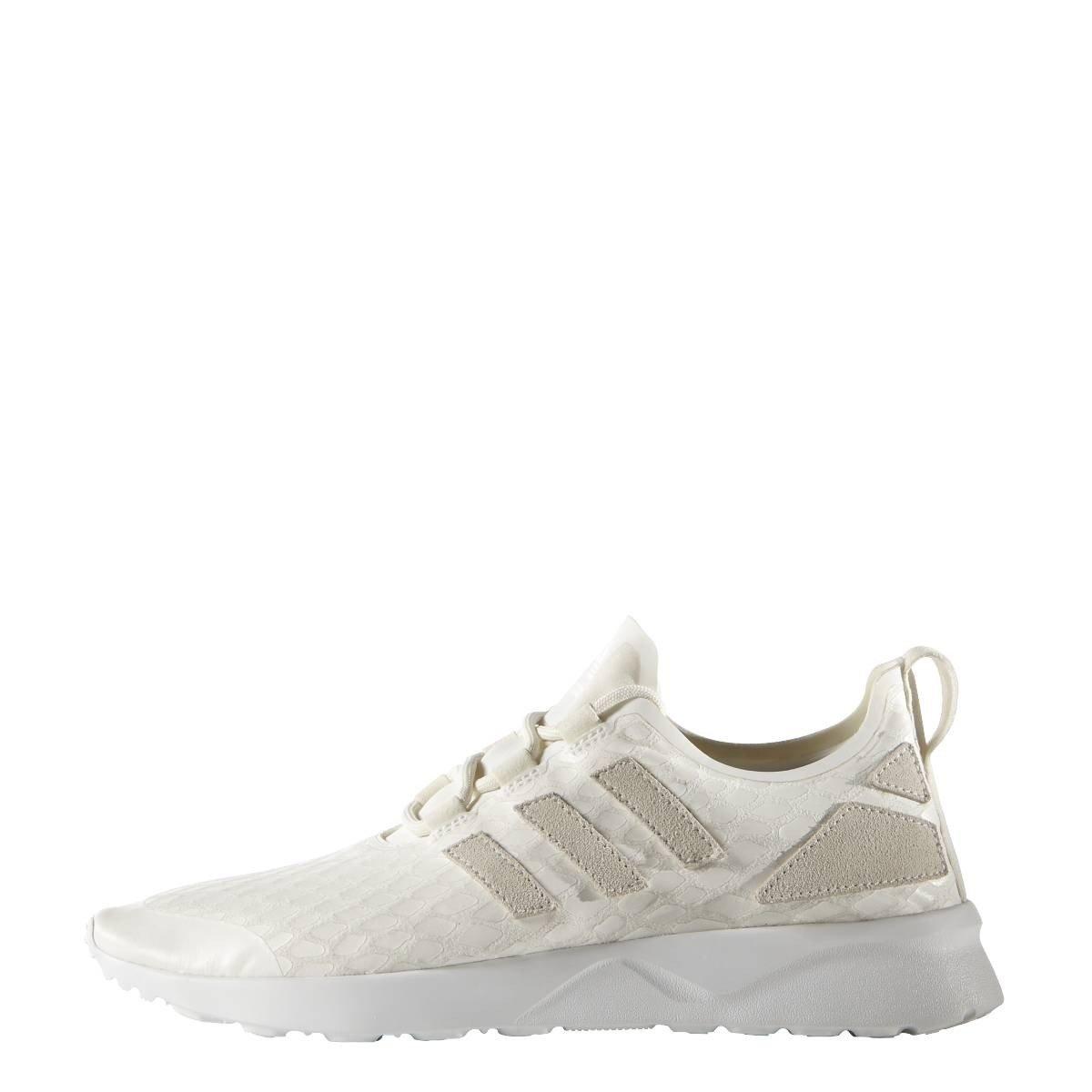 Adidas Originals ZX Flux ADV Verve W Schuhe Damen Weiß Turnschuhe Laufschuhe Weiß Damen AQ6251 122f70