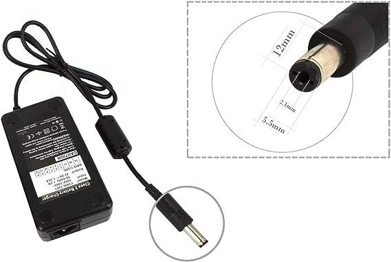 PowerSmart - Cargador de batería eRider para batería de 36 V de ...