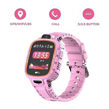 PRIXTON - Reloj GPS niños/Reloj Digital para niños con GPS ...