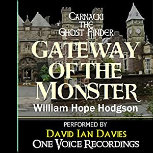Carnacki the Ghost Finder Audiobook