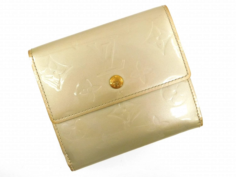 [ルイヴィトン] LOUIS VUITTON 二つ折り財布 ヴェルニ M91168 エナメルレザー X6007 中古 B00P0I47TC