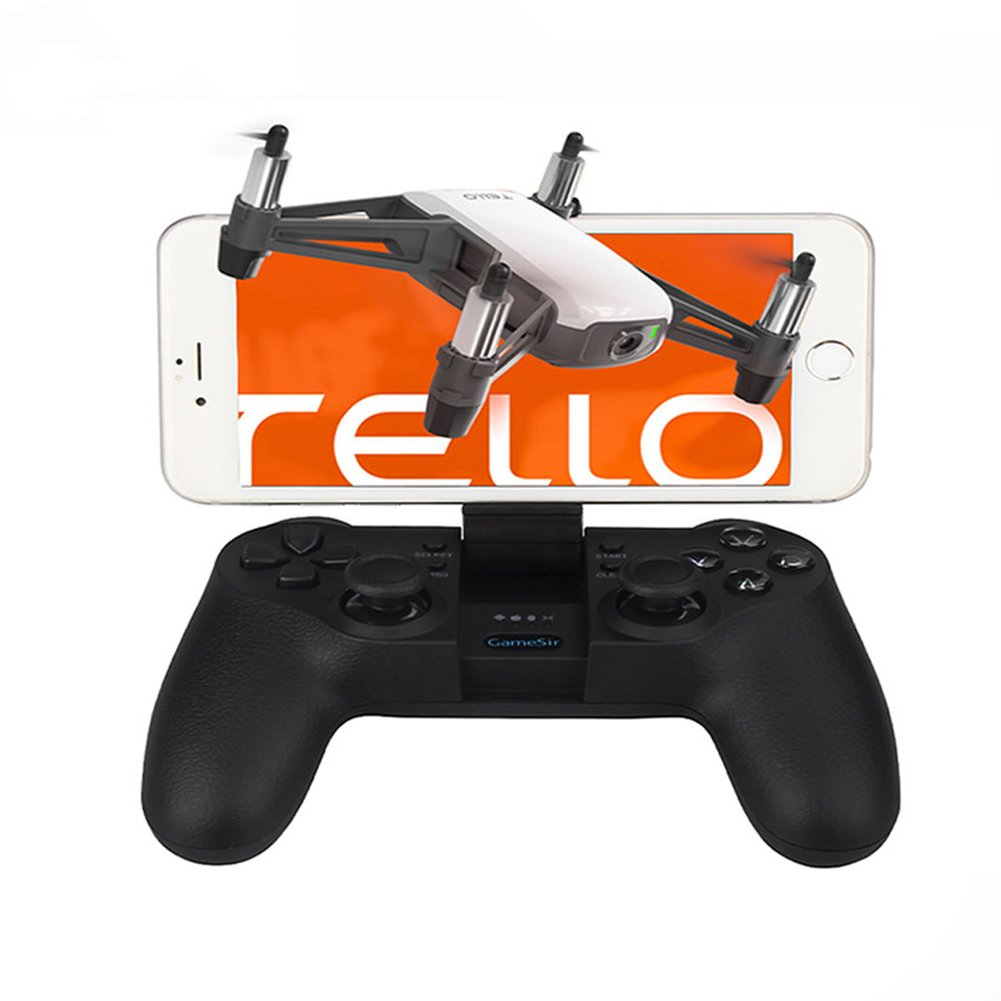 Aoile Game Sir T1d Remote Controller Joystick for DJI Tello Drone ios7.0+ Android 4.0+