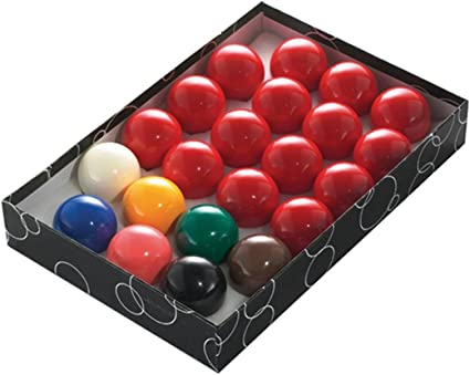 Table Games Tournament Match Play Billiards Snooker Pool White Cue Ball 1 7//8