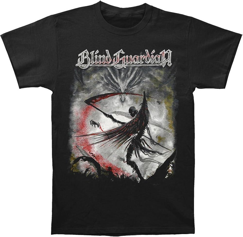 Blind Guardian Men S Wacken T Shirt Large Black Amazon Ca Sports Outdoors