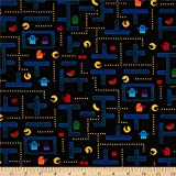 5 Foot Twin Weighted Blanket by Lifetime Sensory Solutions, Custom Made Weighted Sensory Blanket for Kids (09 lb for 80 lb child, Pacman)
