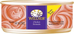 Wellness Canned Cat Food Chicken - 5.5 oz