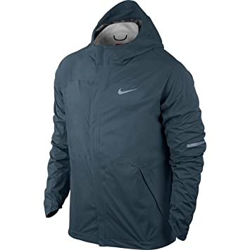 Nike Shieldrunner Upper Body Jacket Amazon Co Uk Sports Outdoors