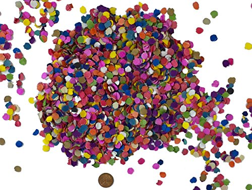 Review Multicolor Mexican Confetti .Jumbo