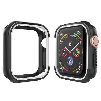 Amazon.com: Alritz - Carcasa rígida para Apple Watch Series ...